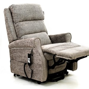Riser Recliner - Kingsley - Foot-raised