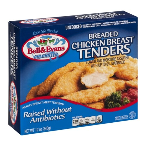 bell evans frozen chicken