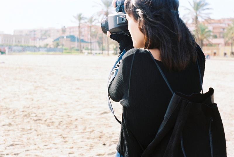 Valencia, Spain, Beach, Bohemia Gathering, Film Photography