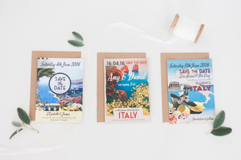 Travel Themed Wedding Stationery, Maxeen Kim Photography