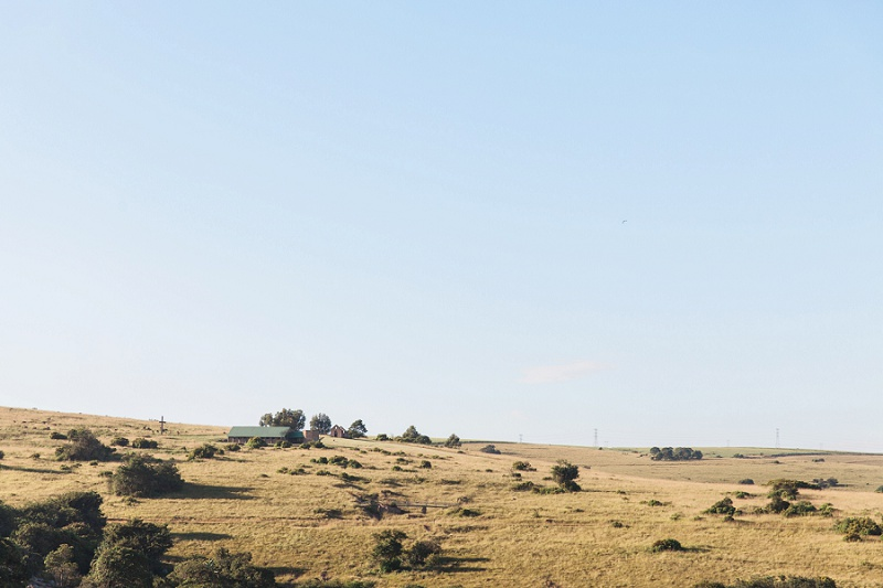 Church on the hill at Lake Eland Game Reserve