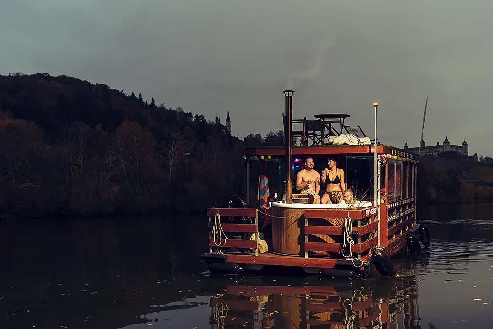 Aigs Bootsverleih - Würzburg - Werbefotografie