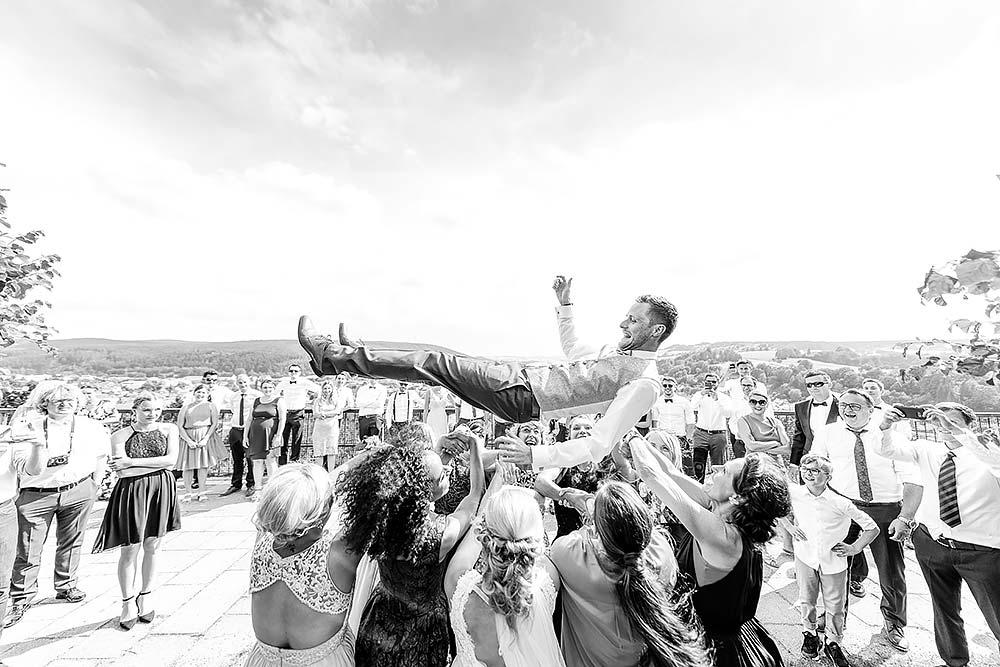 Hochzeit auf der Festung in Kronach