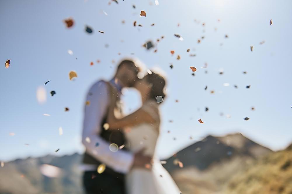 After Wedding auf dem Stubnerkogel