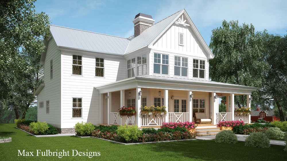 Covered Outdoor Living Plans