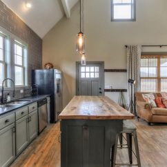 Kitchen Island Dimensions Home Depot Delta Faucets Dog Trot House Plan | Dogtrot By Max Fulbright ...