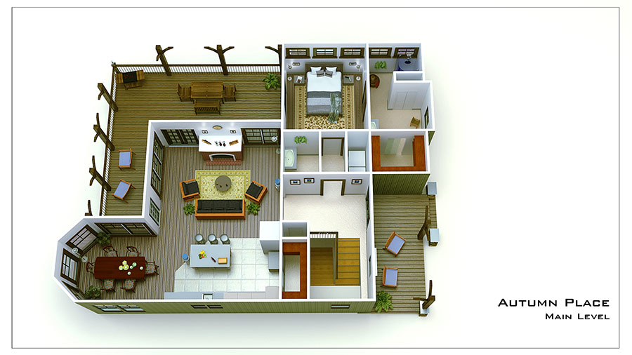 Floor Plans For Small Houses Home Design Ideas Small Square House