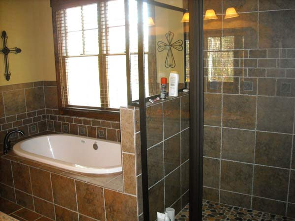 Bathroom Pictures  Lake and Mountain Bathroom Photos