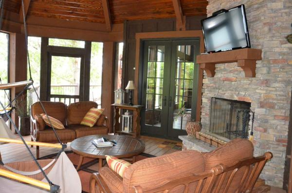 Mountain House Plans with Porches