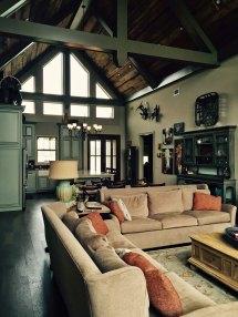 Story Rustic House Plan Design Alpine Lodge