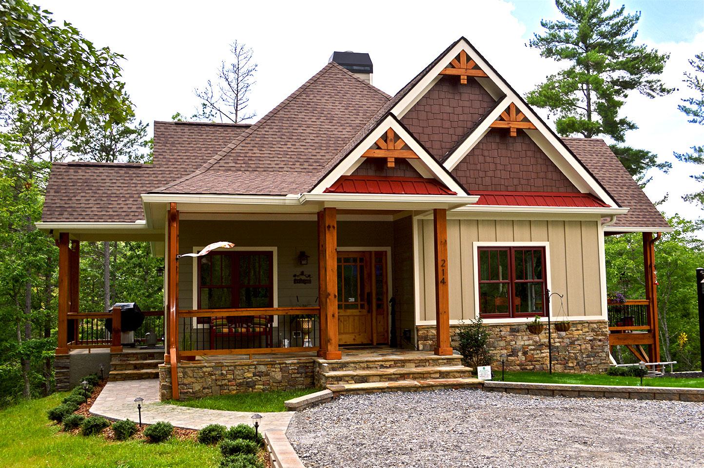 Rustic House Plans