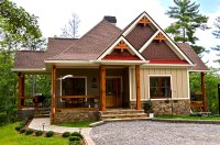 Rustic House Plans