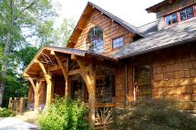 Timber-Frame-House-Plans-Designs