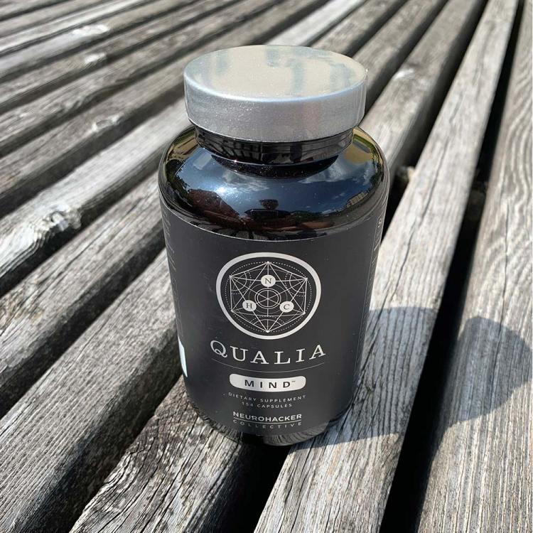 One Bottle of Qualia Mind