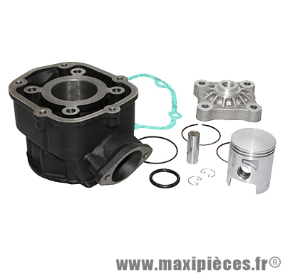 kit haut moteur 50 cc polini fonte euro 3 pour derbi senda drd gpr gilera smt