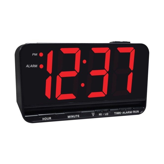 Maxiaids Jumbo Display Digital Alarm