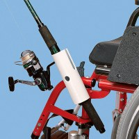 MaxiAids | Fishing Pole Holder for Wheelchairs