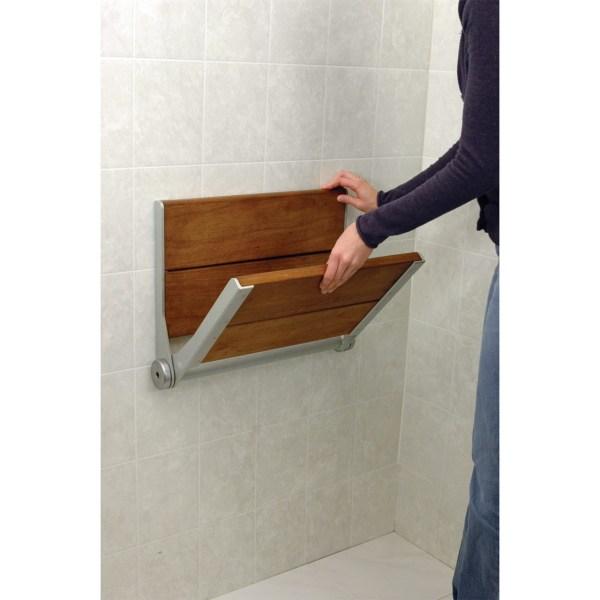 Fold Down Shower Bench Seat