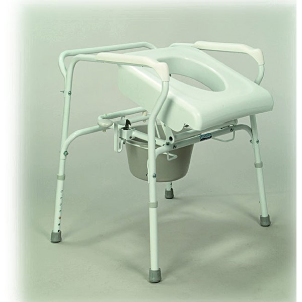 MaxiAids  Uplift Commode Assist  Lifting Commode Chair