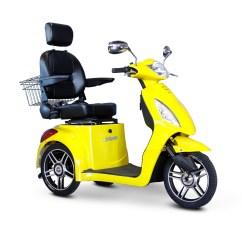 Yellow Wheelchair Portable Hammock Chair With Stand Maxiaids E Wheels Ew 36 3 Wheel Electric Senior Mobility
