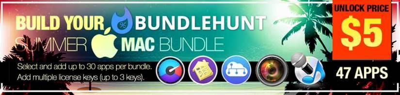 Bundle Mac à Composer Parmi 47 Titres dès 5 $ piece