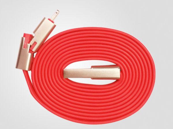 sirteen cable usb c lightning reparable reutilisable 3 - SirTeen, Cable Lightning et USB-C Réparable à Vie (video)