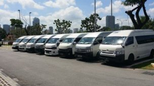 mini bus charter singapore