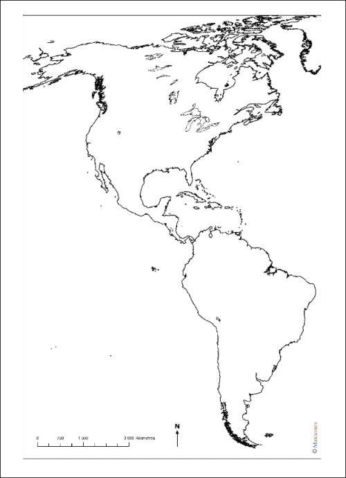 Carte Du Monde Vierge La Carte Du Monde Vierge