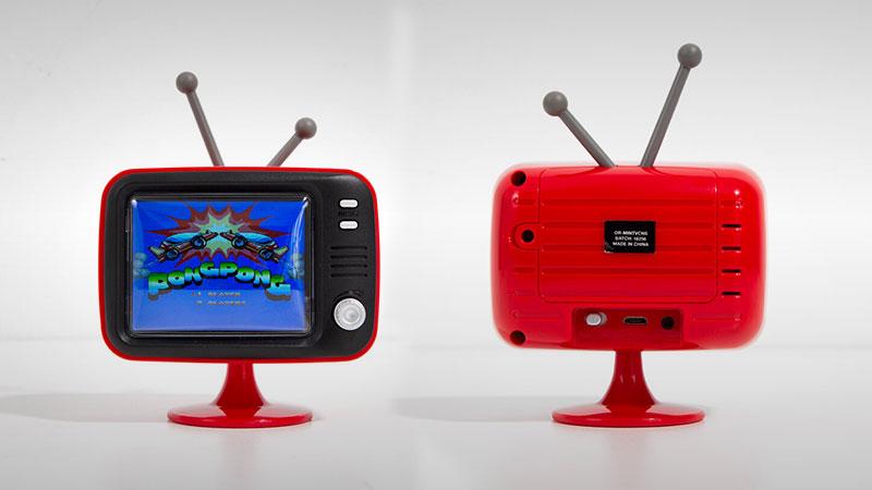 petite console retro avec 300 jeux