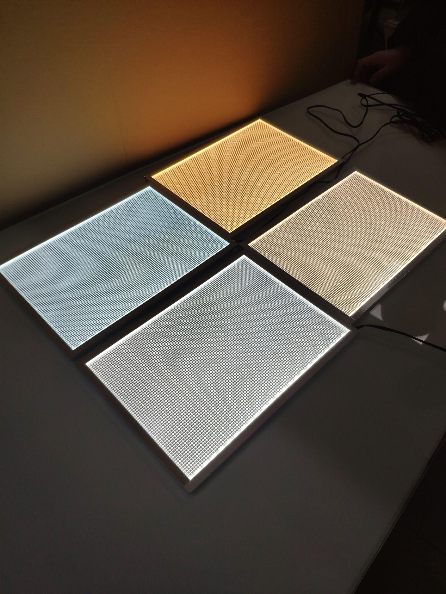4 kinds of kelvin led sheet
