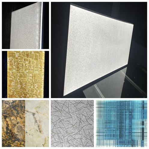 LED Panel Backlit Different Kinds of Surface