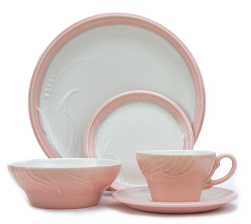 Pacific Pottery Dura-Tone Place Setting
