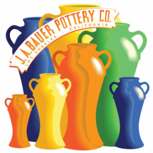 Bauer Pottery Rebekah Vase Print - CLICK FOR PRODUCT INFO AND ORDERING