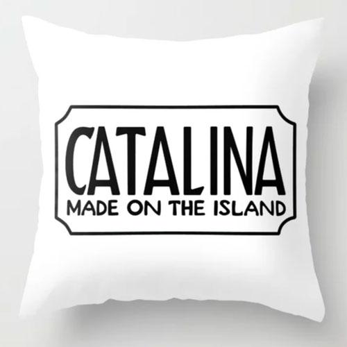 Catalina Island MOTI Pillow