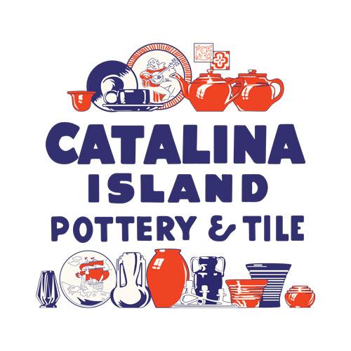 Catalina Island Pottery Tile