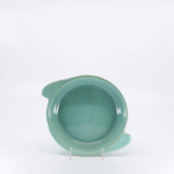Pacific Pottery Hostessware 215 Shirred Egg Dish Green