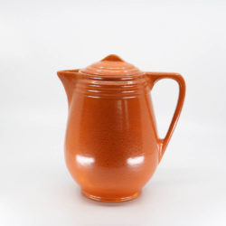 Pacific Pottery Hostessware 417 Coffeepot Red