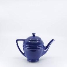 Pacific Pottery Hostessware 446 Teapot Pacblue