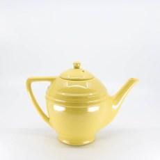 Pacific Pottery Hostessware 447 Teapot Yellow