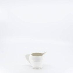 Pacific Pottery Hostessware 449 Demi Creamer White