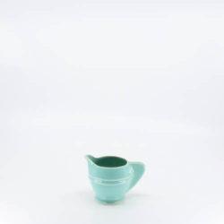 Pacific Pottery Hostessware 449 Demi Creamer Green