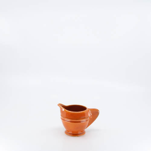 Pacific Pottery Hostessware 449 Demi Creamer Red
