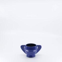 Pacific Pottery Hostessware 450 Demi Sugar Pacblue