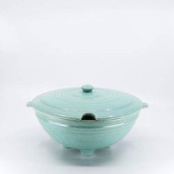 Pacific Pottery Hostessware 604 Tureen Green