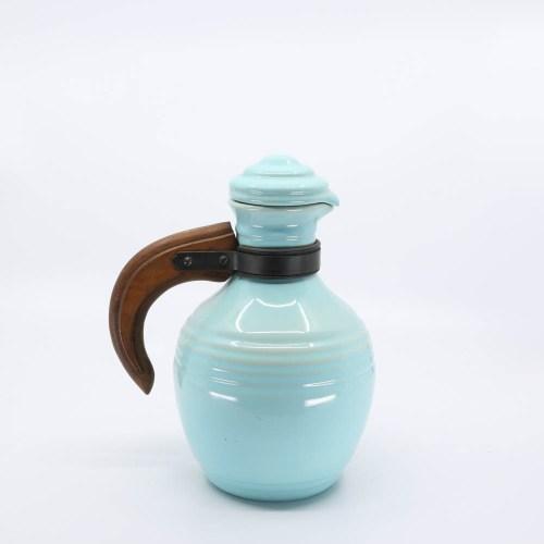 Pacific Pottery Hostessware 438 Carafe Aqua