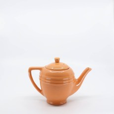 Pacific Pottery Hostessware 446 4-Cup Teapot Apricot