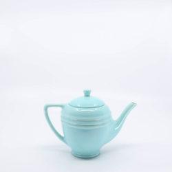Pacific Pottery Hostessware 446 4-Cup Teapot Aqua