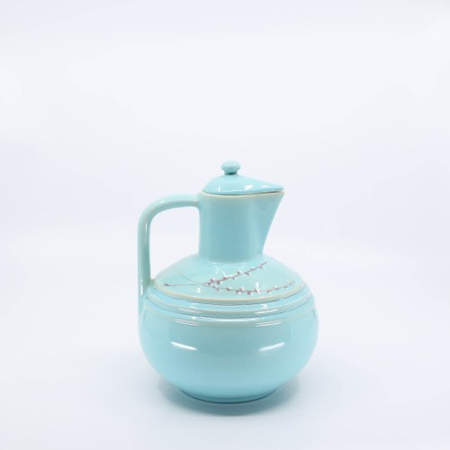 Pacific Pottery Hostessware 453 Buffet Server Willow Aqua