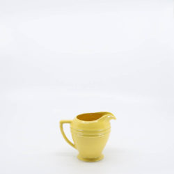 Pacific Pottery Hostessware 464 Restyled Creamer Yellow