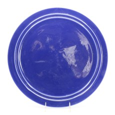 Pacific Pottery Hostessware 612 Chop Plate Pacblue
